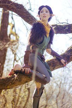 Merrill cosplay - Dragon Age 2
