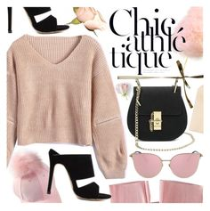 Sweater sweet by pastelneon on Polyvore featuring polyvore fashion style clothing