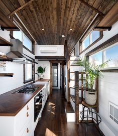 How beautiful is this tiny home? The stunning 'Napa Edition' Tiny House by How beautiful is this tiny home? The stunning 'Napa Edition' Tiny House by What do you think? Tiny House Loft, Modern Tiny House, Tiny House Plans, Tiny House On Wheels, Tiny House Design, Tiny House Bedroom, Bedroom Loft, Tiny House Company, Tiny House Listings