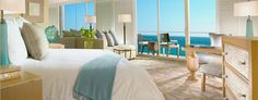 Surf And Sand Resort, Laguna Beach, California- Private, oceanfront balconies grace all 167 guestrooms.