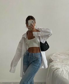 Adrette Outfits, Neue Outfits, Cute Casual Outfits, Spring Outfits, Winter Outfits, Fashion Outfits, Trendy Summer Outfits, Fashion Hacks, Urban Outfits