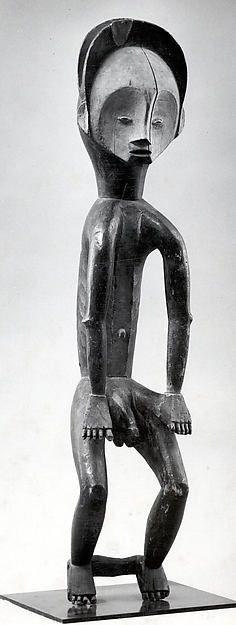 Figure: Male (Ofika) | Mbole peoples | The Met