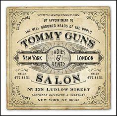 65 wonderful vintage typography examples