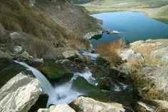 Ten Great Waterfall Hikes Washington Trails Assoc.    (Ancient Lakes waterfall)