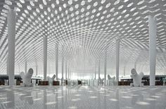 studio fuksas bao an international airport shenzhen china designboom