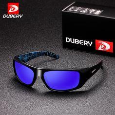 34099fc2a4 DUBERY 2018 Men s Polarized Sunglasses Aviation Driving Shades Male Sun Glasses  Men Retro Sport Luxury Brand Designer Oculos Review