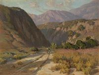 Vista del Arroyo, near Pasadena, California, Benjamin Chambers Brown