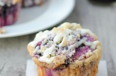13 Moist & Delicious Muffin Recipes, strawberry cheesecake, blueberry coffee cake YUM