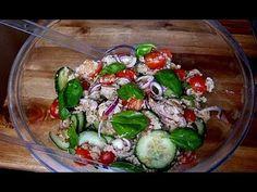 Reste Verwertung-Tomatensalat mit altbackenes- Bayat ekmekli Domates salatasi - YouTube