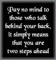 ..keep walking!