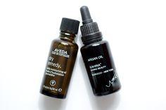 Kahina Argan Oil as a hair oil