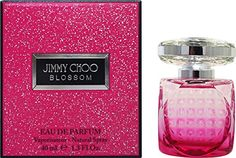 JIMMY CHOO Blossom Eau De Parfum.  40ml  MRRP: £57.00GBP - AVI Price: £43.00GBP