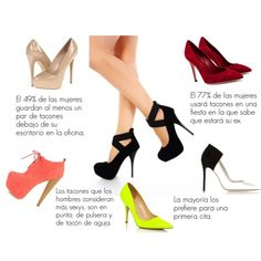 """tacones"" by mafer-cisneros on Polyvore"