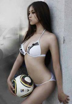 Model poster asian