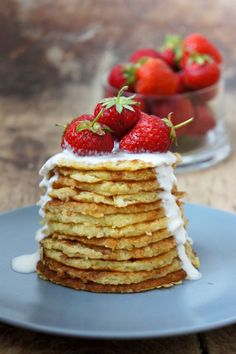 Cottage cheese pannekaker