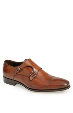 To Boot New York 'Grant' Double Monk Shoe available at #Nordstrom