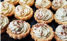 Linecké košíčky - nízkosacharidové Mini Cupcakes, Lchf, Lowes, Low Carb Recipes, Paleo, Breakfast, Desserts, Food, Biscuits