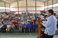 Anuncia Javier Corral inversión de 8.4 mdp para obras en Matamoros