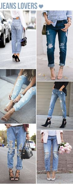 Jeans Lovers: Modelos de Jeans #moda #dicas #look #outfit #blog #comousar #getthelook #jeans #denim #lnl #looknowlook