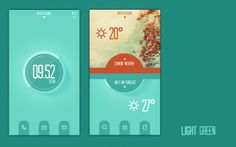 mycolorscreen - Android Themes