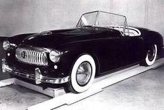 1950 Nash Healey Roadster