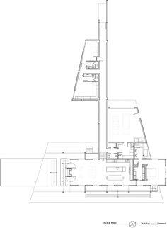 Olson Kundig Architects, Tim Bies · Montecito Residence