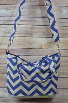 Diaper bag lightweight durable / washable mom gear by DarbyMack