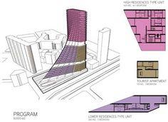 PINIweb.com.br |Escritório OODA, de Portugal, apresenta projeto de torre mista em São Paulo| Construção Civil, Engenharia Civil, Arquitetura
