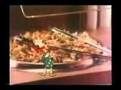 Old Burger Chef  Commercial