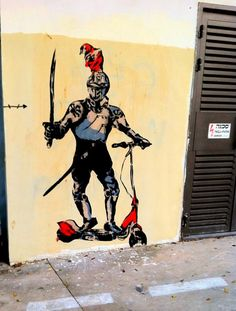 Photo Tour: Tel Aviv Street Art - Photos