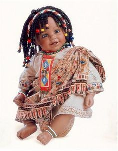 Juji from Africa, by Adora 2005