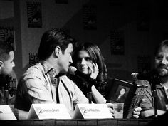 But seriously, the fact that they pretty much ship Caskett as much as we do. // well, Stana definitely