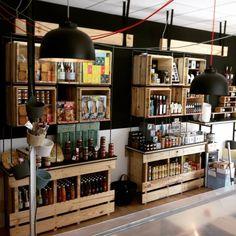 design et am nagement de l 39 picerie fine ernest lausanne vaud suisse cr ation du. Black Bedroom Furniture Sets. Home Design Ideas