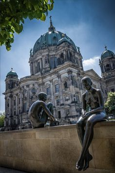 Photograph Berliner Dom by Peter Vruggink on 500px