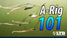 Video - A-Rig 101 | Alabama Rigs | Umbrella Rigs | Bass Fishing