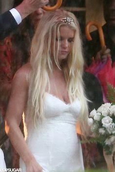 Ashlee Simpson and Evan Ross' Wedding - Arabia Weddings