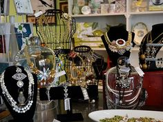 Love the eclectic style at The Red Daisy