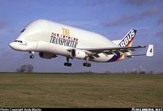 Picture of the Airbus A300B4-608ST Super Transporter aircraft