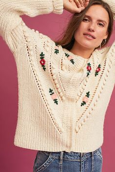 Anthropologie Favorites:: Sweaters