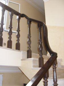 Portones de madera. Stairs, Home Decor, Wood Ceilings, Verandas, Staircases, Custom Furniture, Furniture Restoration, Stairway, Decoration Home