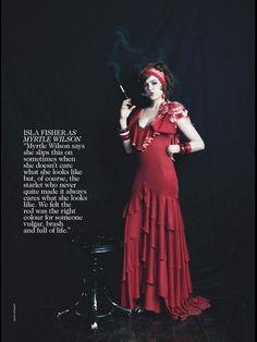 Isla Fisher as Myrtle