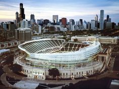Home of the NFL's Chicago Bears: Solider Field | Chicago IL