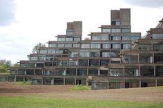 Universidad de East Anglia (1962) Denys Lasdun