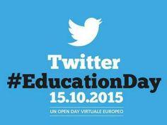 Twitter #EducationDay: una giornata dedicata all'istruzione