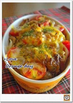 さば味噌煮缶のトマトチーズ焼き by オレンジデイ [クックパッド] 簡単おいしいみんなのレシピが215万品