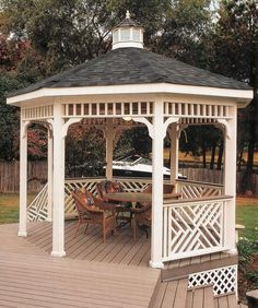 gazebo--need to put one in by the fruit trees