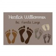 Familien-Fußmatte Home Decor, Gifts For Women, Families, Father, Cordial, Christmas, Crafting, Decoration Home, Room Decor