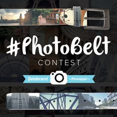 (6/5) We've teamed up with Betabrand to help the pants of the world defy gravity through the power of photos!  They are designing a photo belt and giving you a chance to have your photo printed on it *and* to win neat-o prizes too.
