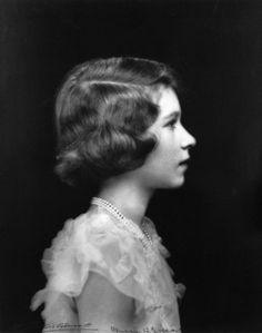Queen Elizabeth II, 1939 (Marcus Adams)