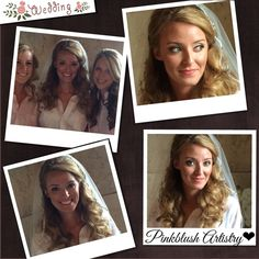 Bridal Airbrushed Makeup | Pinkblush Artistry - League City, TX